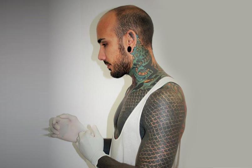 Body Piercing Artist
