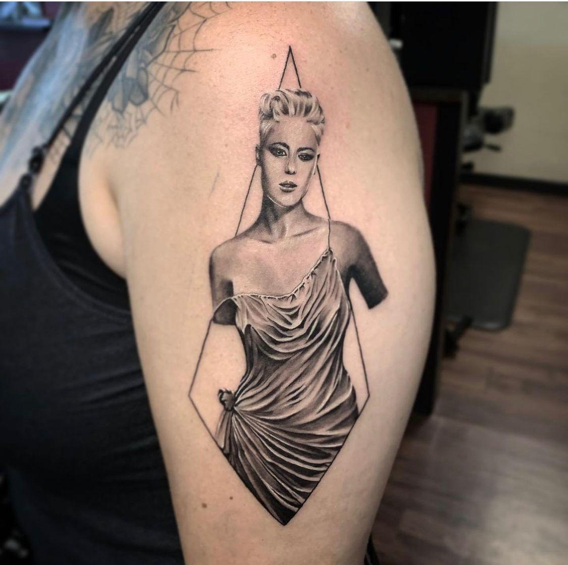 Raul Body tattoo